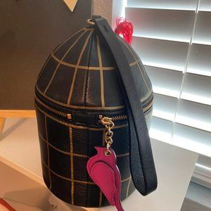 Kate Spade Clutch Birdcage Leather Wristlet